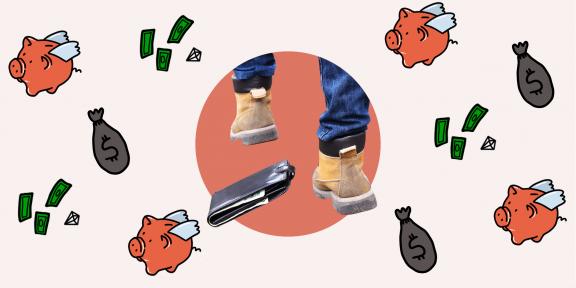 Подкаст Лайфхакера: 5 скрытых причин, по которым вы теряете деньги