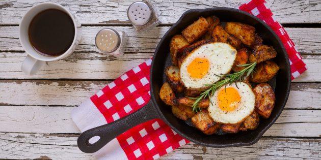 12 блюд из картошки от Джейми Оливера