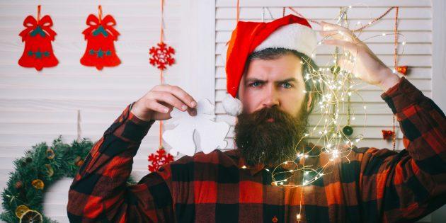 12 крутых идей для новогодней фотосессии