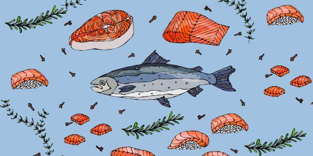 12 причин чаще есть рыбу