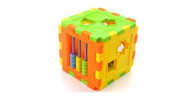 Конструктор-куб