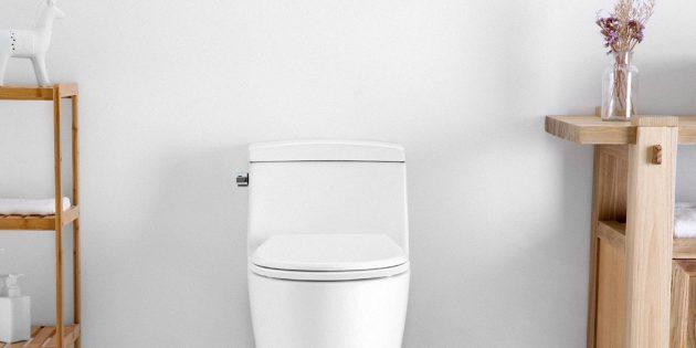 Штука дня: Small Whale — сиденье для унитаза с подогревом от Xiaomi