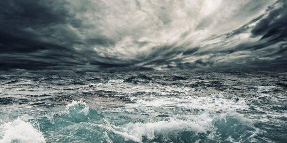 Как выжить в открытом море