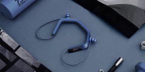 Штука дня: Vinci 2.0 — умные спортивные наушники, заменяющие фитнес-трекер и смартфон
