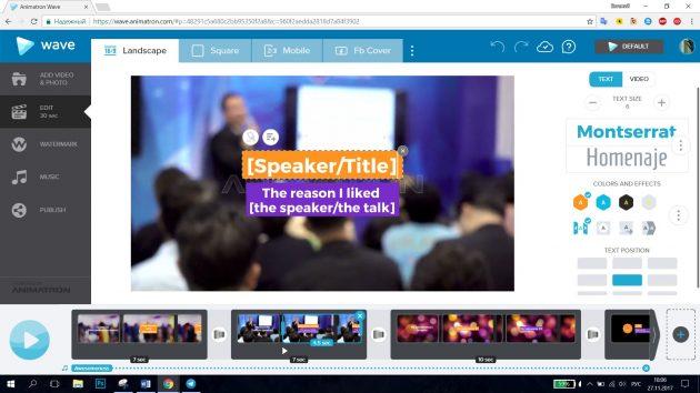 Простые сервисы и приложения для создания и редактирования видео