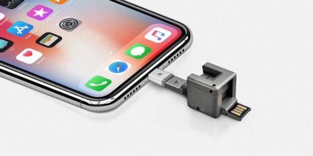 WonderCube Pro: кабель для зарядки гаджетов