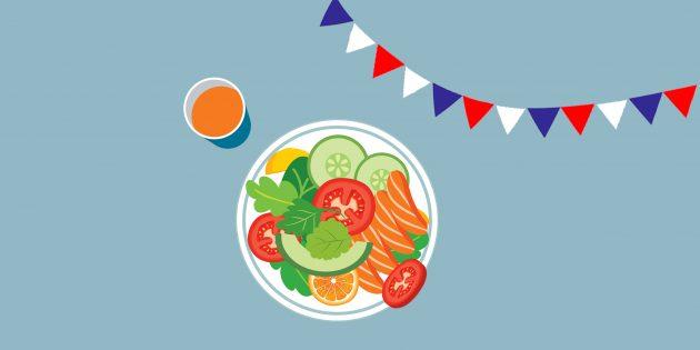 3 вопроса о французских правилах здорового питания