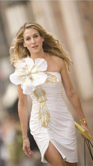 Screenshop: образец платья