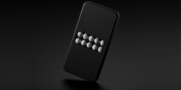 Substitute Phone: каменные шарики