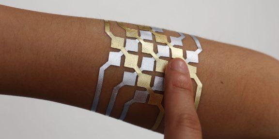 Электронная кожа: как расширить возможности человеческого тела