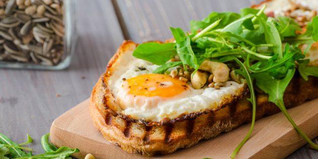 8 необычных горячих бутербродов от известных шеф-поваров