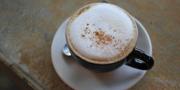 что добавить в кофе: специи