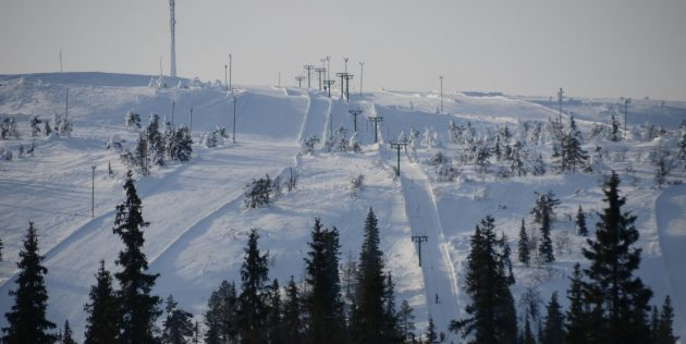 Где кататься на лыжах: Лапландия, Финляндия