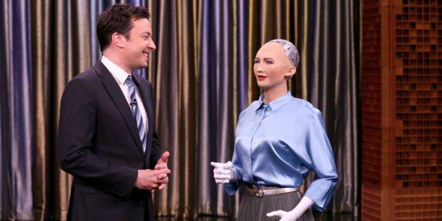 Зачем создали робота-гуманоида Софию и угрожает ли она человечеству