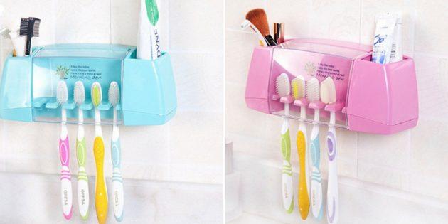 Держатель для зубных щёток