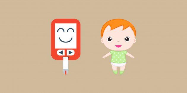 Что делать, когда у ребёнка диабет