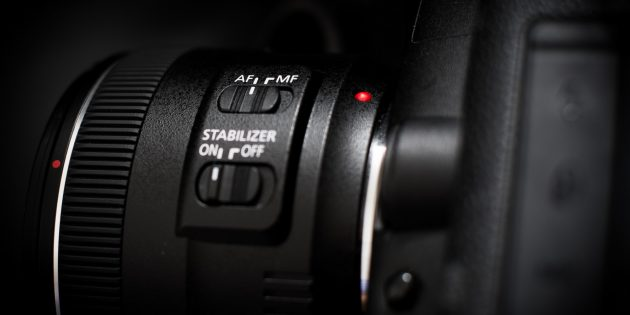 как выбрать фотообъектив: фокусировка