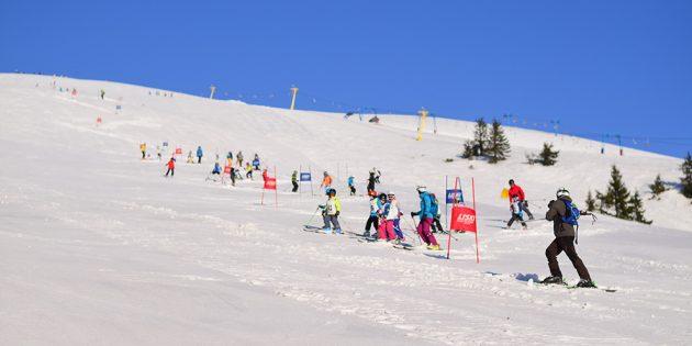 Где покататься на лыжах: Карпаты, Украина