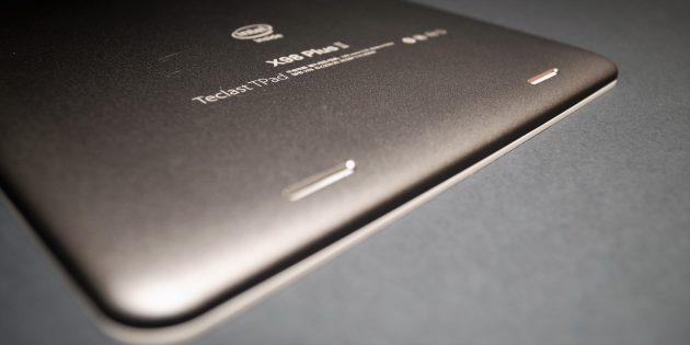 Teclast X98 Plus II: динамики