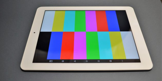Teclast X98 Plus II: экран