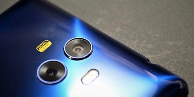 Ulefone Mix. Камера