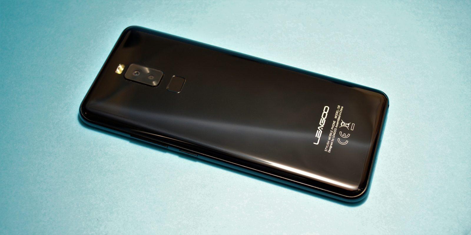 Leagoo S8: задняя панель