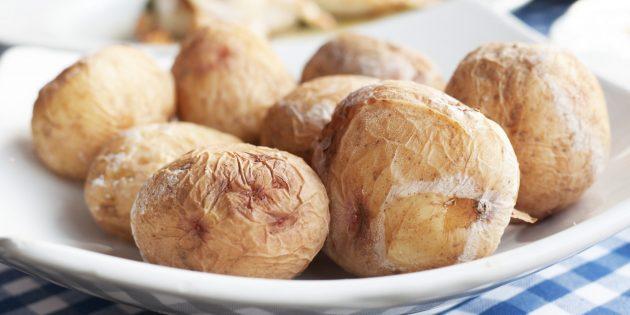 Как приготовить картофель фрайт