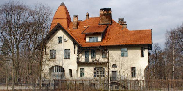 Кинематографические места Санкт-Петербурга: Дом Фолленвейдера
