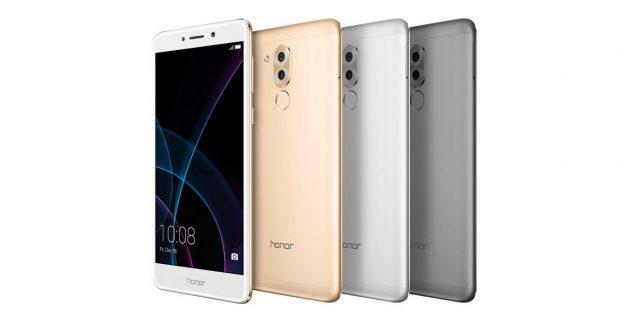 Китайские смартфоны. Huawei Honor 6X