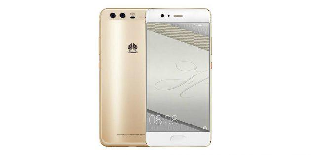 Китайские смартфоны. Huawei P10