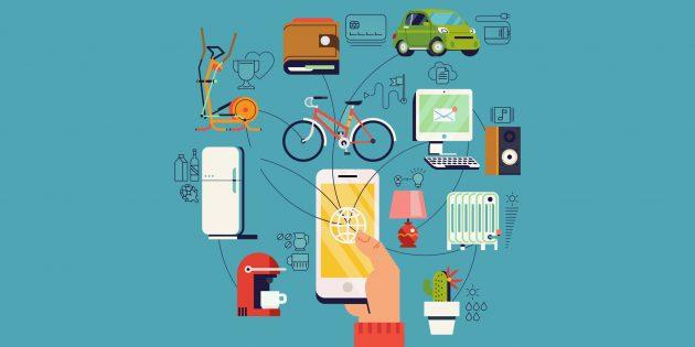 Интернет вещей: 6 лекций о технологиях будущего