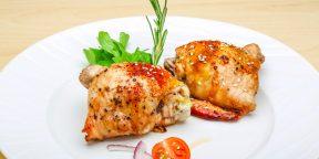 Как приготовить куриные бёдра в мультиварке