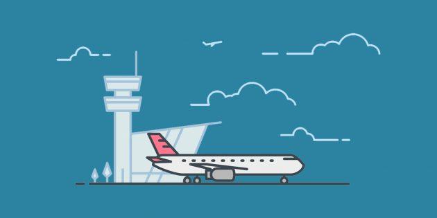 Как выбрать надёжную авиакомпанию и не провести отпуск в аэропорту