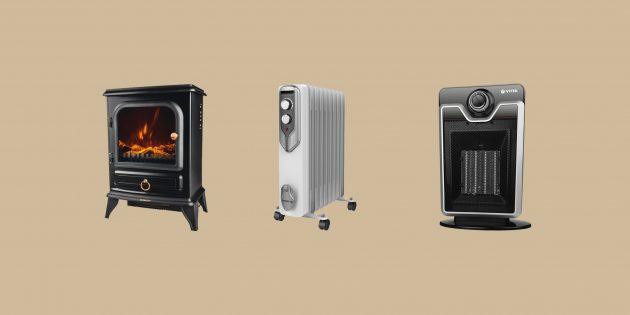 Какой обогреватель выбрать, чтобы точно было тепло