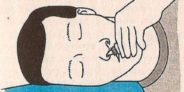 Как закапать капли в нос