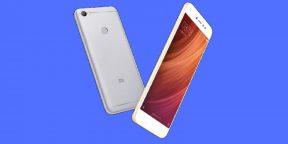 Xiaomi выпустила новые смартфоны для любителей селфи