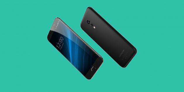 Обзор Umidigi S — смартфона с большой батареей в тонком корпусе