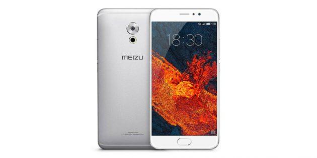 Китайские смартфоны. Meizu PRO 6 Plus