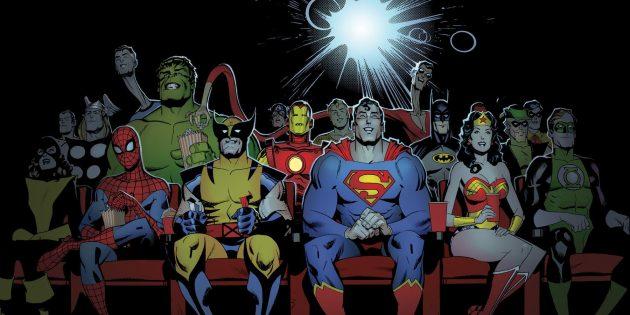 8 мобильных игр с героями комиксов Marvel и DC