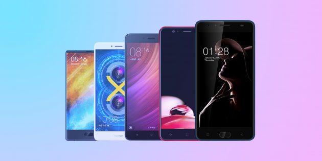 От бюджетников до флагманов: 12 отличных китайских смартфонов с AliExpress и Gearbest