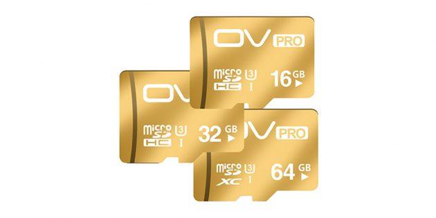 OV PRO microSD