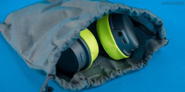 Plantronics BackBeat 500: защитный мешочек