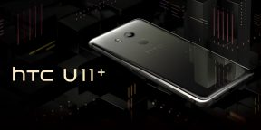HTC представила флагман U11+ и бюджетник U11 Life