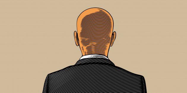 Советы и причёски для лысеющих мужчин —