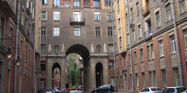 Достопримечательности Санкт-Петербурга: Толстовский дом
