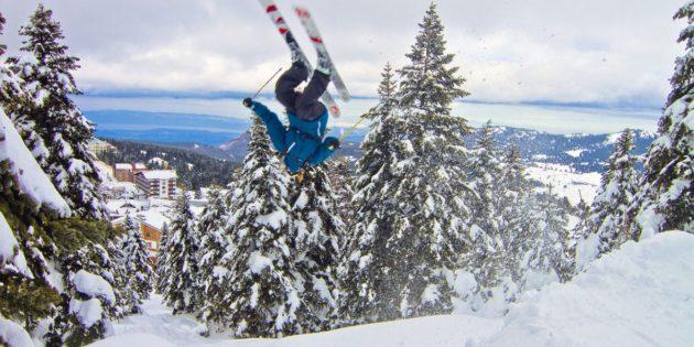 Где кататься на лыжах: Улудаг, Турция