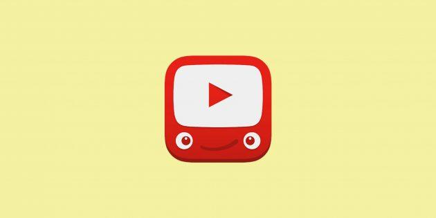 «YouTube Детям»: видео для детей всех возрастов и родительский контроль