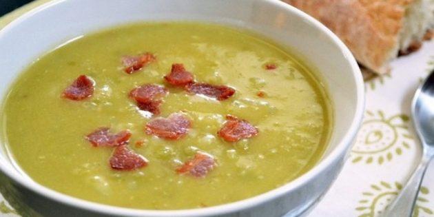 как приготовить вороховый суп
