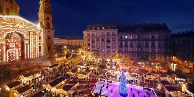 Куда поехать в декабре: Будапешт, Венгрия