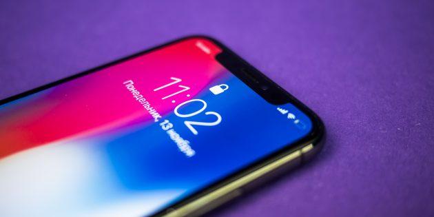 Обзор iPhone X — безрамочного смартфона от Apple, о котором все говорят
